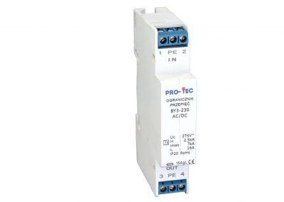 is BY3-230 AC DC Z