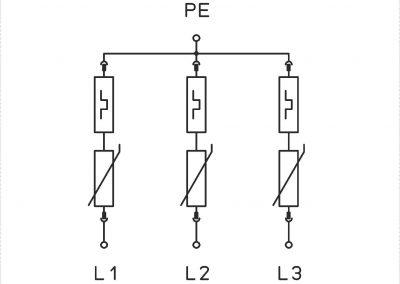 b c 3 schemat