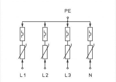 b c 4 schemat